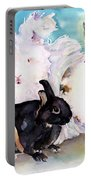 Good Hare Day Portable Battery Charger