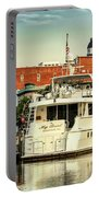 Good Morning Annapolis Portable Battery Charger