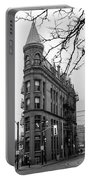 Gooderham Flatiron Building, Toronto Portable Battery Charger