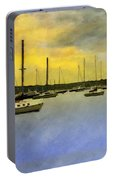 Goodnight, Nantucket Portable Battery Charger