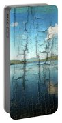 Goose Pond Reflection Portable Battery Charger