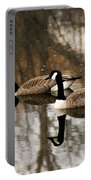 Goose Reflection Portable Battery Charger