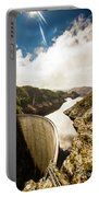 Gordon Dam Tasmania  Portable Battery Charger