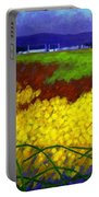 Gorse - County Wicklow - Ireland Portable Battery Charger