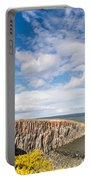 Gorse At Cullernose Point Portable Battery Charger