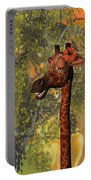 Gossiping Giraffe Portable Battery Charger