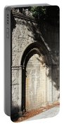 Gothic Darkness. Old Gate Portable Battery Charger