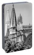 Gothic Detail  Portable Battery Charger