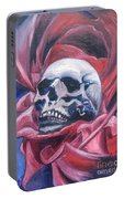 Gothic Romance Portable Battery Charger by Isabella F Abbie Shores FRSA