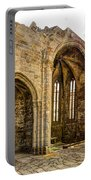 Gothic Temple Ruins - San Domingos Portable Battery Charger