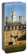 Governor's Palace Williamsburg Portable Battery Charger