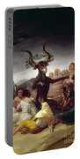 Goya: Witches Sabbath Portable Battery Charger