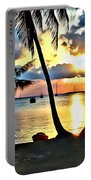 Grabbers Sunset Portable Battery Charger