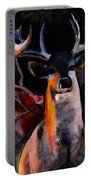 Grace Beauty And Wildness Portable Battery Charger