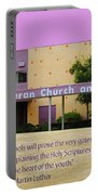Grace Lutheran School Portable Battery Charger