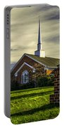 Grace United Methodist Church Portable Battery Charger
