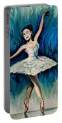 Graceful Dance Portable Battery Charger