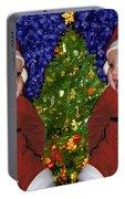 Gracies Christmas Tree Portable Battery Charger