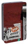 Graffiti 1 Portable Battery Charger