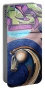 Graffiti 10 Portable Battery Charger