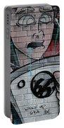 Graffiti 13 Portable Battery Charger