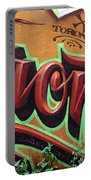 Graffiti 22 Portable Battery Charger