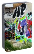 Graffiti 3 Portable Battery Charger