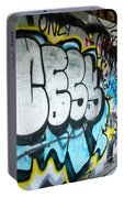 Graffiti 4 Portable Battery Charger