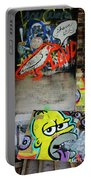 Graffiti 5 Portable Battery Charger