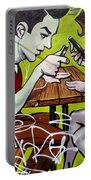 Graffiti 7 Portable Battery Charger