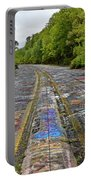 Graffiti Highway, Facing North Portable Battery Charger