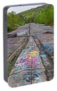 Graffiti Highway, Facing South Portable Battery Charger