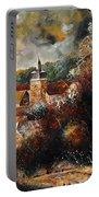 Graide Village Belgium Portable Battery Charger