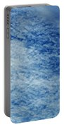 Grainy Sky Portable Battery Charger