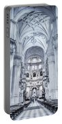 Granada Cathedral Interior Portable Battery Charger