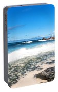 Grand Anse Beach Portable Battery Charger