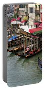 Grand Canal, Venice, Italy Portable Battery Charger