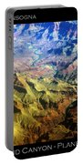 Grand Canyon Aerial View Portable Battery Charger