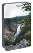 Grand Canyon In Wyoming Portable Battery Charger