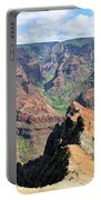 Grand Canyon Of The Pacific Portable Battery Charger