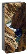 Grand Canyon Of The Yellowstone 1 Portable Battery Charger