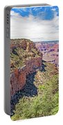 Grand Canyon, View From South Rim Portable Battery Charger