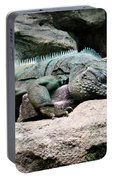 Grand Cayman Blue Iguana Portable Battery Charger