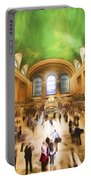 Grand Central Rush     Go2 Portable Battery Charger
