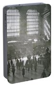 Grand Central Station, New York City, 1925 Portable Battery Charger