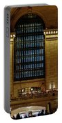 Grand Central Terminal Window Details Portable Battery Charger