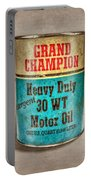 Grand Champion Motor Oil Portable Battery Charger