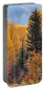 Grand Teton Fall Portable Battery Charger