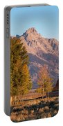 Grand Teton Mountain View Portable Battery Charger