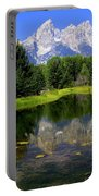 Grand Tetons 2 Portable Battery Charger